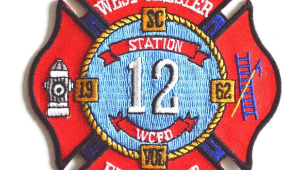 WEST CHESTER FIRE DEPARTMENT PATCH POLICEBADGE.EU patches