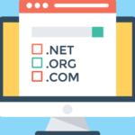 How do I find a good domain name for my business?