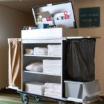 Housekeeping Trolley: Basic Equipment for the Hotel Industry