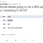 Win Any Twitter Poll With Buy Votes Contest